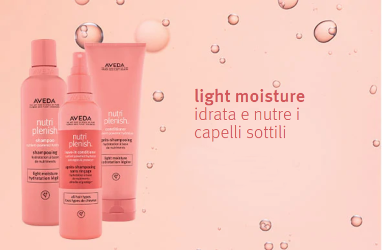 nutriplenish light moisture